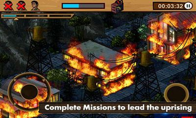 Screenshots von Electric City. The Revolt für Android-Tablet, Smartphone.