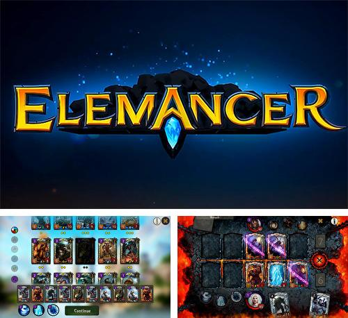 Elemancer: Collectible card game