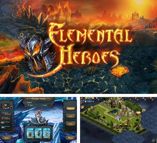 In addition to the game King's Bounty Legions for Android phones and tablets, you can also download Elemental heroes for free.