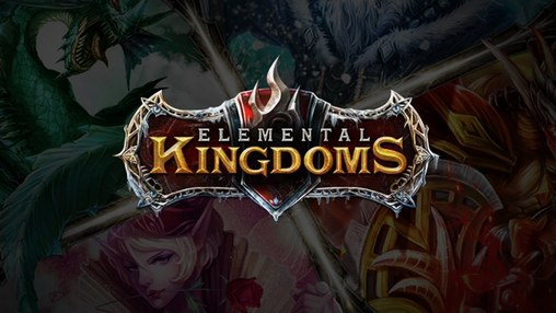 Elemental kingdoms. Legends of four empires