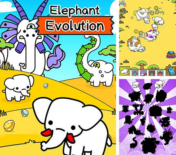 Кроме игры Tiger evolution: Wild cats скачайте бесплатно Elephant evolution: Create mammoth mutants для Android телефона или планшета.