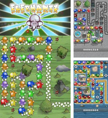 In addition to the game Alone At War for Android phones and tablets, you can also download Elephantz for free.