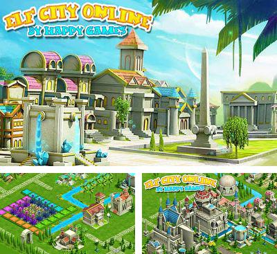 In addition to the game Pirate Explorer The Bay Town for Android phones and tablets, you can also download Elf City for free.
