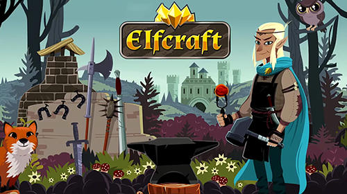 Elfcraft: Match and crush 3 stones обложка