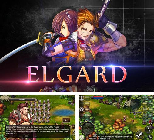 In addition to the game Exitium for Android phones and tablets, you can also download Elgard: The prophecy of apocalypse for free.