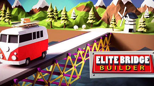 Elite bridge builder: Mobile fun construction game обложка