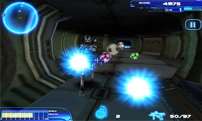 Elite CommandAR Last Hope screenshot 1