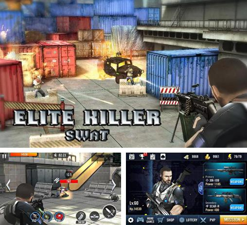 In addition to the game Frontline Commando for Android phones and tablets, you can also download Elite killer: SWAT for free.