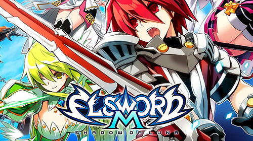 Elsword M Shadow Of Luna Poster