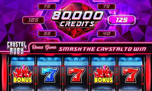 Emerald five-reel slots скриншот 2