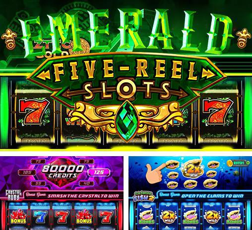 Emerald five-reel slots