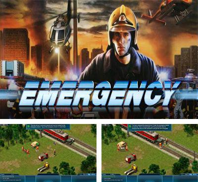 In addition to the game The terminal for Android phones and tablets, you can also download Emergency for free.