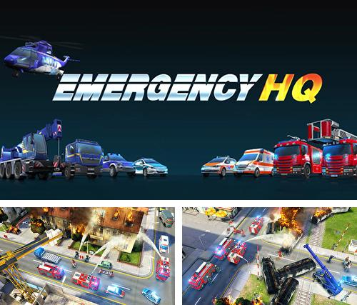 In addition to the game Emergency for Android phones and tablets, you can also download Emergency HQ for free.