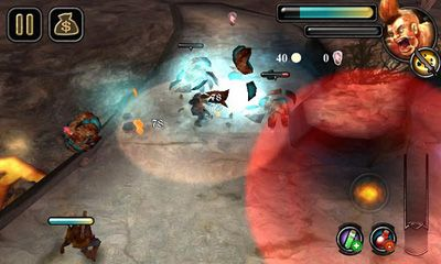 Screenshots do Emissary of War - Perigoso para tablet e celular Android.