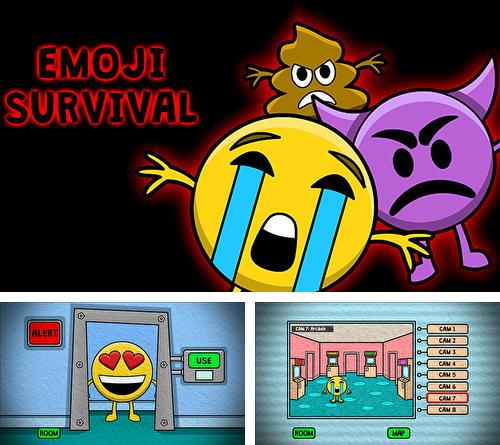Emoji five nights survival