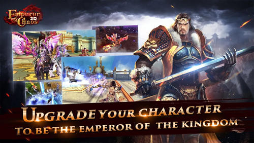 Emperor of chaos 3D screenshot 2