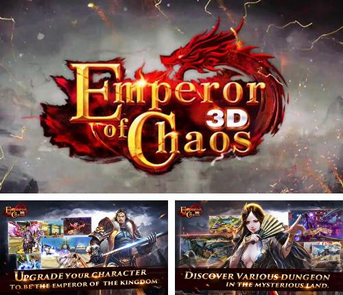 In addition to the game Lineage red knights for Android phones and tablets, you can also download Emperor of chaos 3D for free.