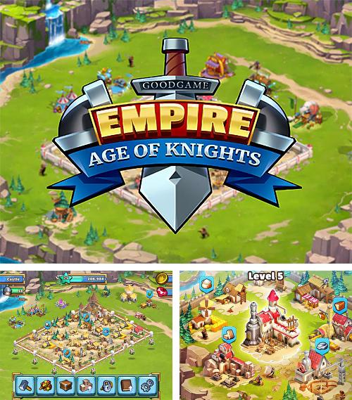 Empire: Age of knights. New medieval MMO