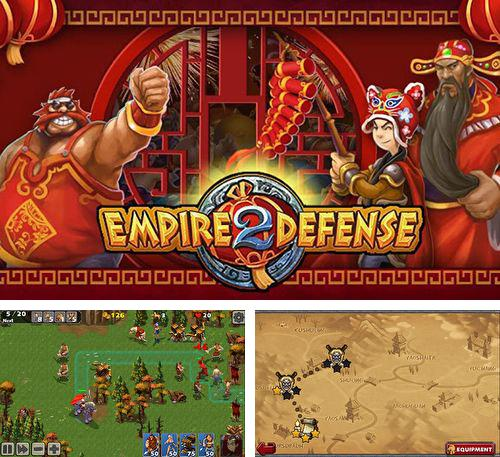 In addition to the game Dumb ways to escape for Android phones and tablets, you can also download Empire defense 2 for free.