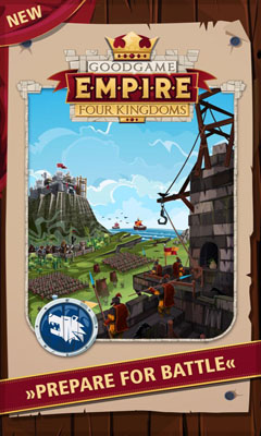 Empire Four Kingdoms обложка