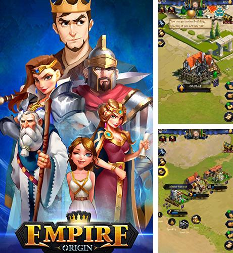 In addition to the game Blazing sword: SRPG tactics for Android phones and tablets, you can also download Empire: Origin for free.