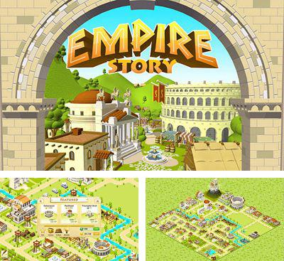In addition to the game Prehistoric Park for Android phones and tablets, you can also download Empire Story for free.