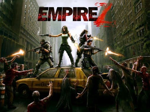 Empire Z poster
