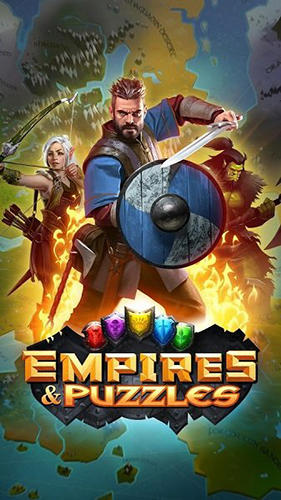 Empires and puzzles poster