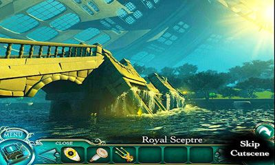 Écrans de Empress of the Deep. The Darkest Secret. pour tablette et téléphone Android.