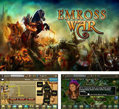 In addition to the game Jump N Roll for Android phones and tablets, you can also download Emross War for free.