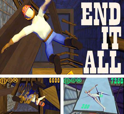 In addition to the game Inertia Escape Velocity for Android phones and tablets, you can also download End It All for free.