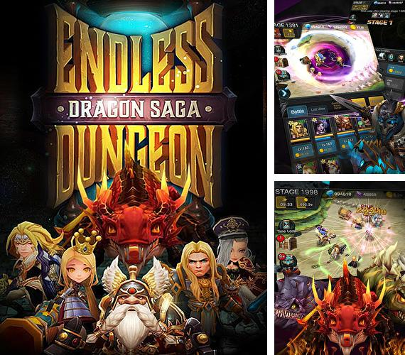 Endless dungeon: Dragon saga