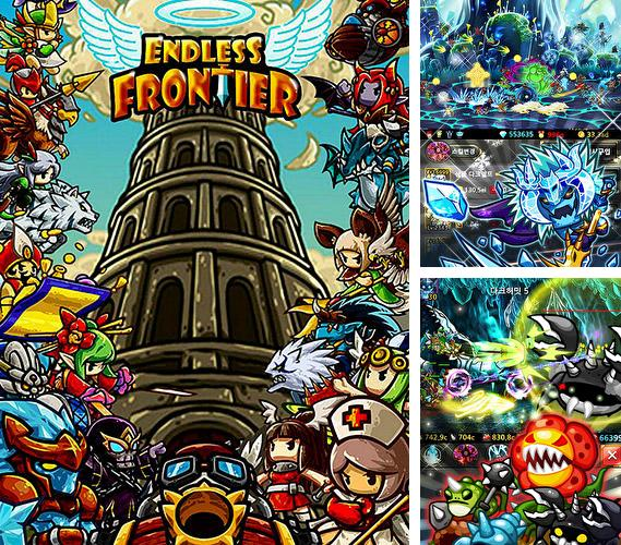 Endless frontier saga 2: Online idle RPG game
