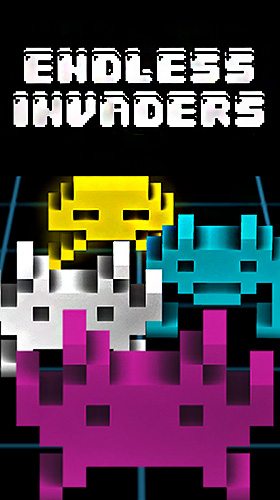 Endless invaders poster