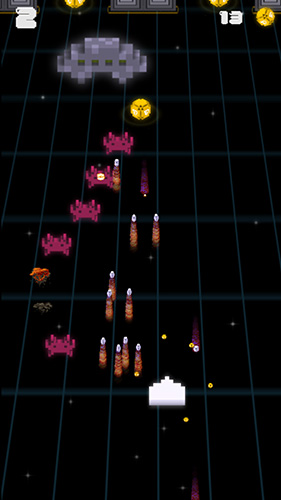Endless invaders screenshot 1