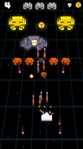 Endless invaders screenshot 2