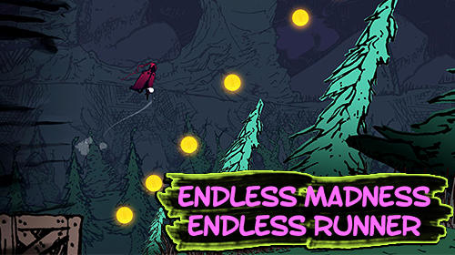 Endless madness: Endless runner game free poster