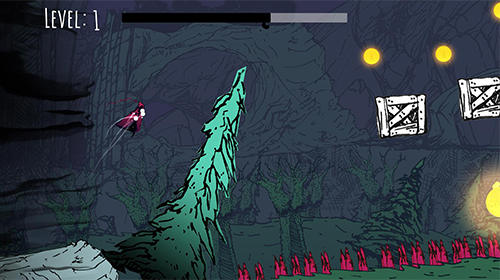 Screenshots von Endless madness: Endless runner game free für Android-Tablet, Smartphone.