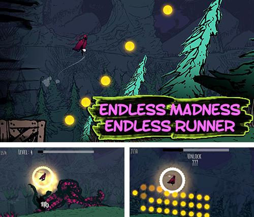 Endless madness: Endless runner game free