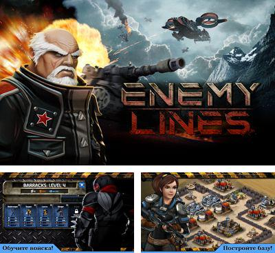 In addition to the game Men's Room Mayhem for Android phones and tablets, you can also download Enemy Lines for free.