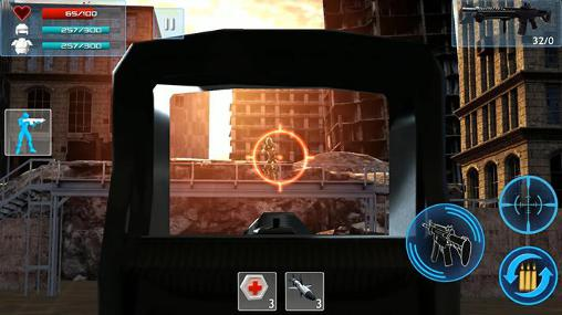 Screenshots do Enemy strike 2 - Perigoso para tablet e celular Android.