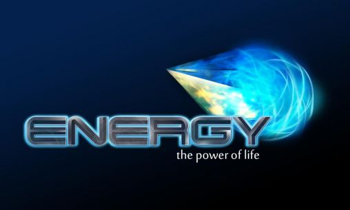 Energy: The power of life poster