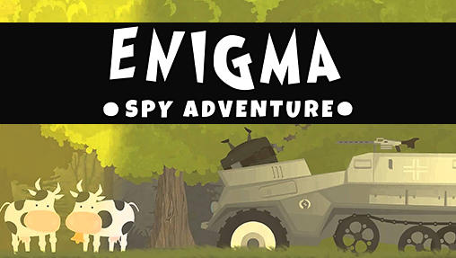 Enigma: Tiny spy adventure обложка