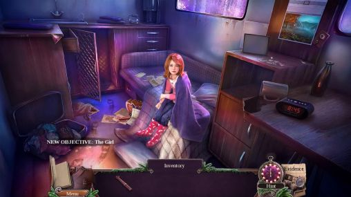 Screenshots von Hidden city: Mystery of shadows für Android-Tablet, Smartphone.