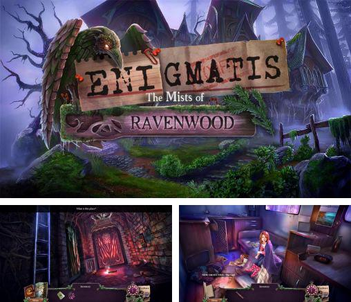 En plus du jeu Enigmatis pour téléphones et tablettes Android, vous pouvez aussi télécharger gratuitement Enigmatis 2: les brouillards de Ravenwood, Enigmatis 2: The mists of Ravenwood.
