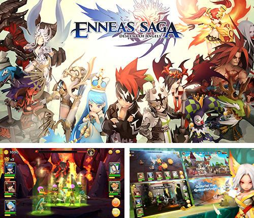 In addition to the game Heroes of tomorrow for Android phones and tablets, you can also download Enneas saga: Descent of angels for free.
