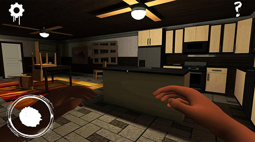 Screenshots do Entity: A horror escape - Perigoso para tablet e celular Android.
