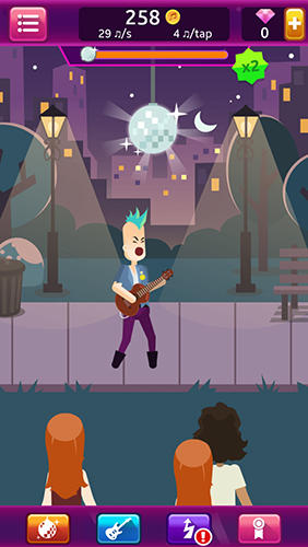 Epic band clicker screenshot 3
