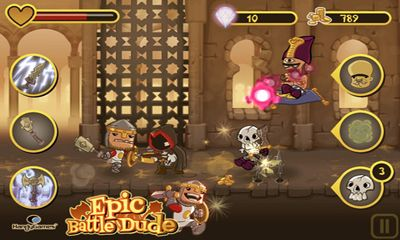 Download Epic Battle Dude Android free game.