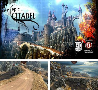 In addition to the game The Lone Ranger for Android phones and tablets, you can also download Epic Citadel for free.